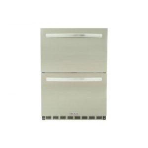 Blaze GrillsBlaze Double Drawer 5.1 cu. ft. Refrigerator