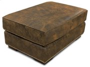 Dorchester Abbey Lorenzo Ottoman with Nails 3K07ALN Product Image