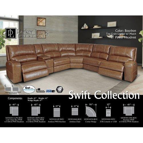 Swift Bourbon 6pc Package M (811LPH, 840, 850, 840, 860, 811RPH)