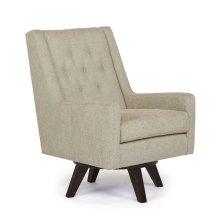 KALE Swivel Barrel Chair