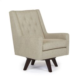 KALE Swivel Barrel Chair