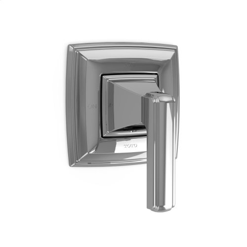 Connelly Volume Control Trim - Polished Chrome Finish