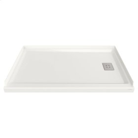 60x36-inch Acrylic Shower Base - Right Side Drain  American Standard - White