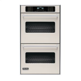 """Oyster Gray 30"""" Double Electric Touch Control Premiere Oven - VEDO (30"""" Wide Double Electric Touch Control Premiere Oven)"""