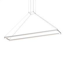"""Stix Rectangle 47"""" x 9"""" LED Pendant"""