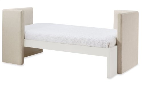 Chelsea by Rachael Ray Upholstered Day Bed Twin, 3/3