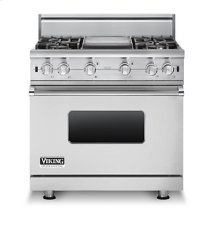 "36"" Gas Range, Natural Gas -VGCC5364GSS-FLOOR DISPLAY-ONLY AT THE JONESBORO LOCATION !!!"