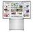 Additional Frigidaire Professional 22.6 Cu. Ft. French Door Counter-Depth Refrigerator