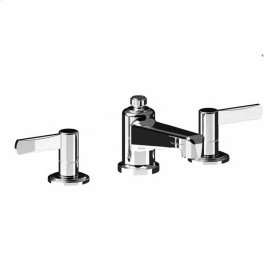 Polished Chrome Wallace (Series 15) Widespread Lavatory Faucet