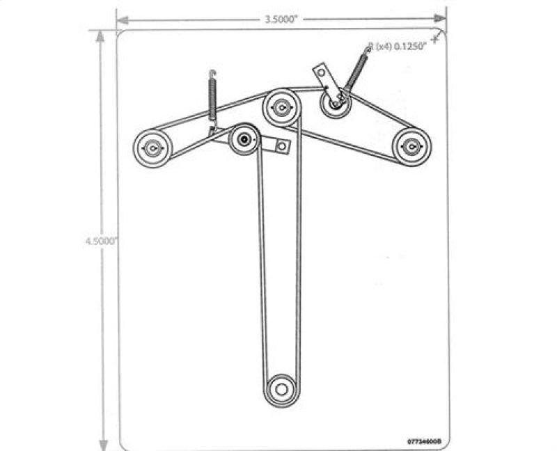 decal, gravely belt diagram