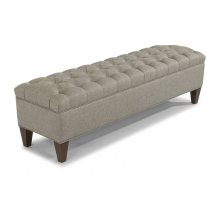 London Upholstered Bench
