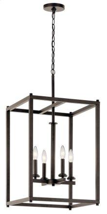 Crosby 4 Light Foyer Pendant Olde Bronze®