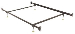 Adjustable Fashion Bed Rails - Twin/Full