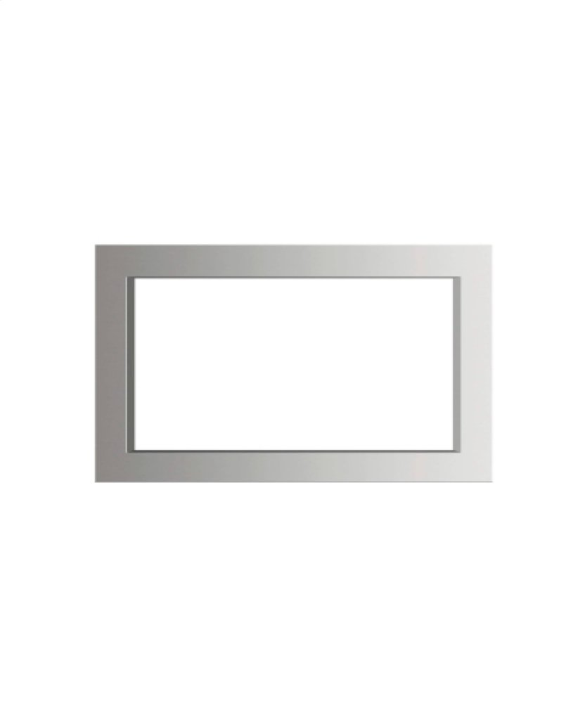 Convection Microwave Trim Kit  STAINLESS STEEL