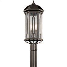 Galemore 3 Light Post Light Olde Bronze®