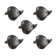 Leaf Drawer Knob- 5 Piece Set