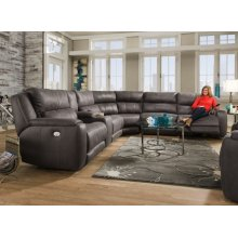 Dazzle Sectional