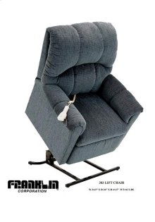 2 Way Non-Chaise Lift and Recline