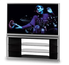 """50"""" Diagonal 16:9 Integrated HD DLP™ Projection TV with HDMI™"""