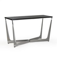 Connor Console, Wood Top