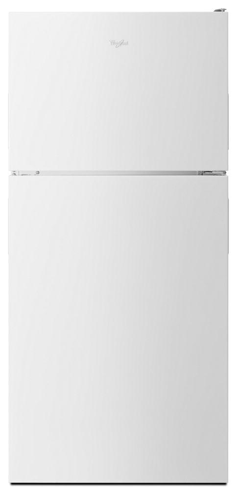 Groovy Wrt348Fmew Whirlpool 30 Inch Wide Top Freezer Refrigerator 18 Cu Wiring 101 Archstreekradiomeanderfmnl