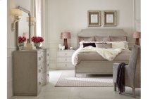 Cinema by Rachael Ray Panel Bed, Queen 5/0