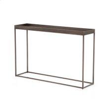 Bronze Finish Kline Console Table