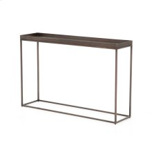 Bronze Finish Kline Console Table