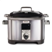 Multi-Function Cooker - Red - Black Product Image