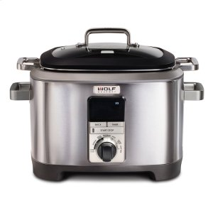 Wolf Multi-Function Cooker - Black