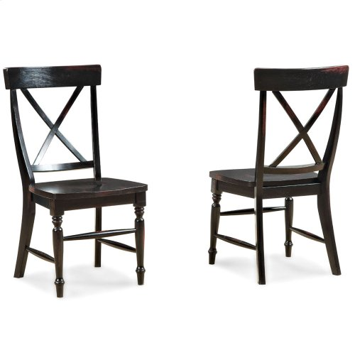 Roanoke X-Back Side Chair