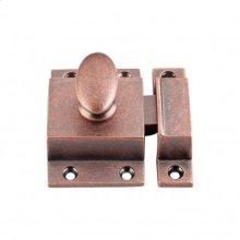 Cabinet Latch 2 Inch - Antique Copper