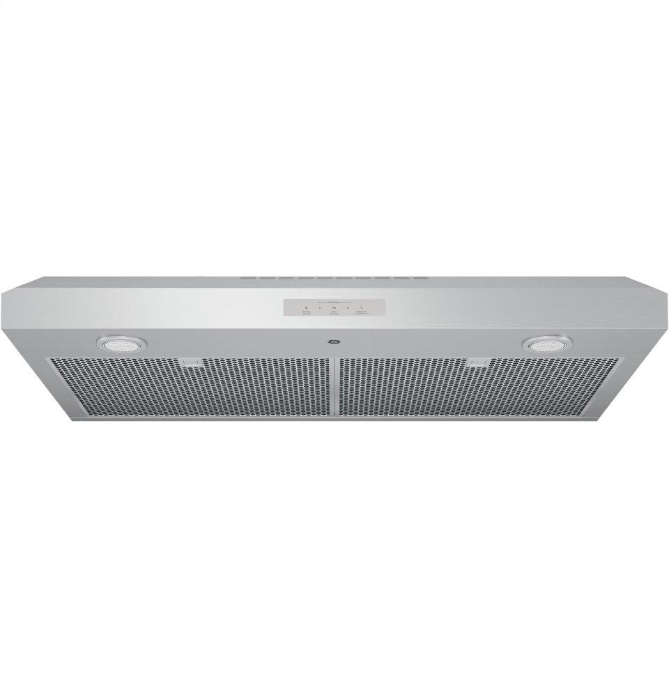 Pvx7360sjss Ge Profile 36 Quot Under The Cabinet Hood