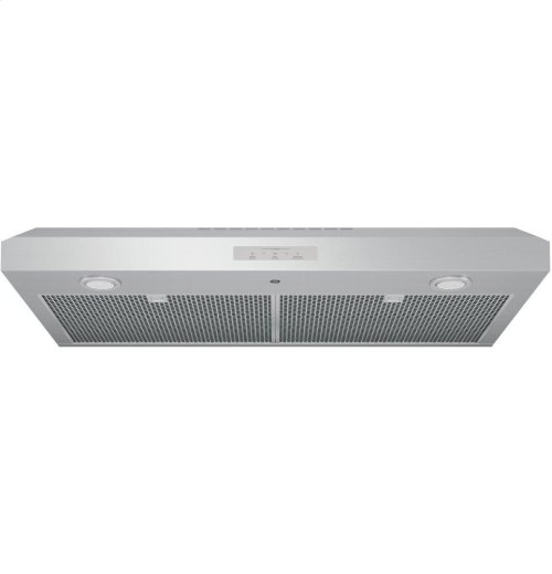 "GE Profile™ Series 36"" Under The Cabinet Hood"