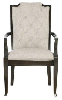 Sutton House Arm Chair in Dark Mink (367)