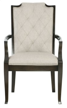 Sutton House Arm Chair in Dark Mink (367)