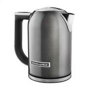 KitchenAid® 1.7 L Electric Kettle - Liquid Graphite Product Image
