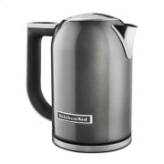 KitchenAid® 1.7 L Electric Kettle - Liquid Graphite Product Image