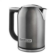 KitchenAid® 1.7 L Electric Kettle - Liquid Graphite
