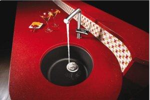 Blancorondo Bar Sink - Biscotti