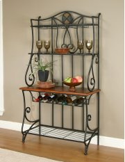 Sunset Trading Vail Bakers Rack - Sunset Trading Product Image