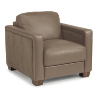 Wyman Leather Chair Product Image