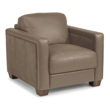 Wyman Leather Chair