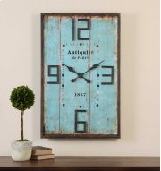Antiquite Wall Clock Product Image