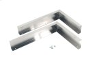 Microwave Hood Panel Kit - Stainless Steel Product Image