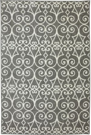 Fasney Ash Grey Rectangle 9ft 6in X 12ft 11in