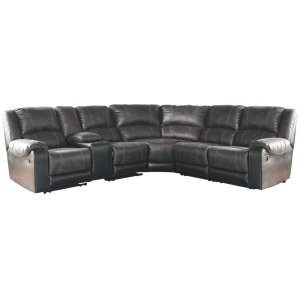 AshleySIGNATURE DESIGN BY ASHLEYNantahala 6-piece Reclining Sectional