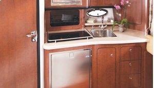 208V Landscape Lite-Touch Q® 2 Burner Large