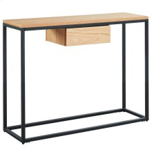Lance Console Table in Oak
