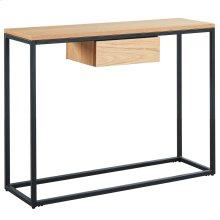 Lance Console Table in Oak